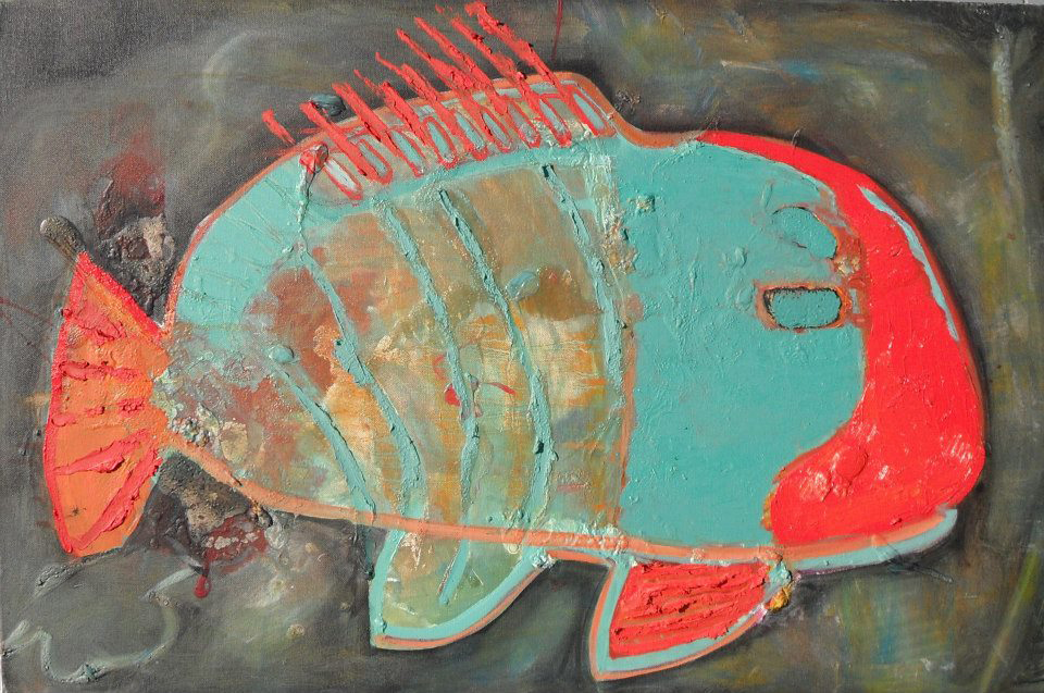 Fish 2011 John Cullen Art