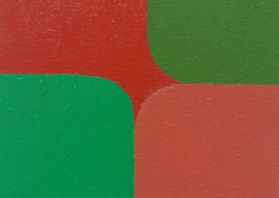 'Green and Red', 2015